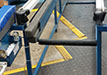 Mutilation Protection, ISD, Damage, scratch, scuff, gouge, scrape, WIP, reusable, expendable, dunnage, bins and totes